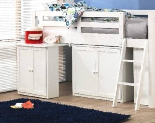 COLT CABIN BUNK BED LOFT MIDI SLEEPER DESK ...
